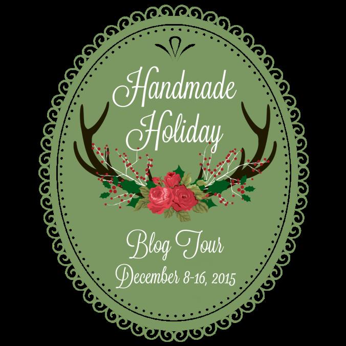 Handmade Holiday Blog Tour Graphic